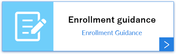 enrollment guidance